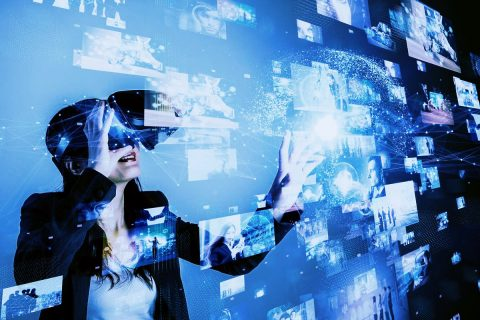 realta virtuale atelier donna