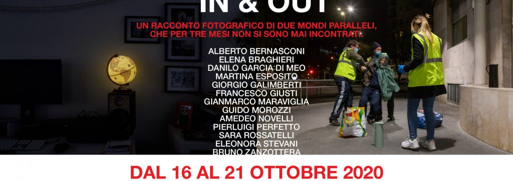 Mostra Milano Lockdown in&out